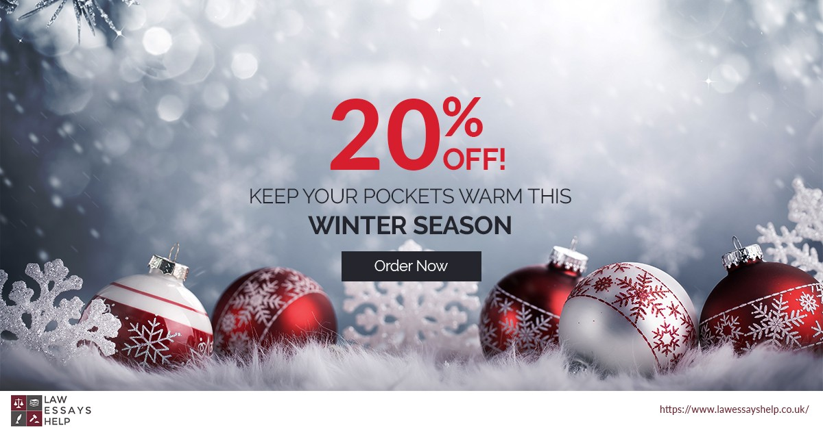 20% Christmas Discount!