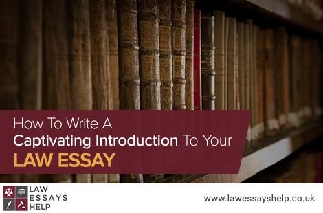 law essay introduction