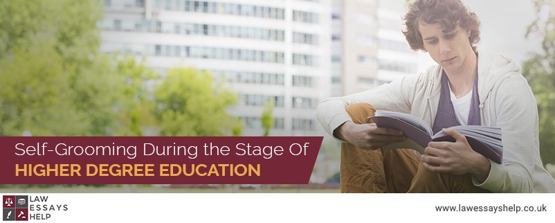 Self-Grooming During the Stage Of Higher Degree Education