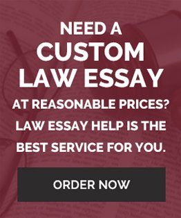 Help writing law essays